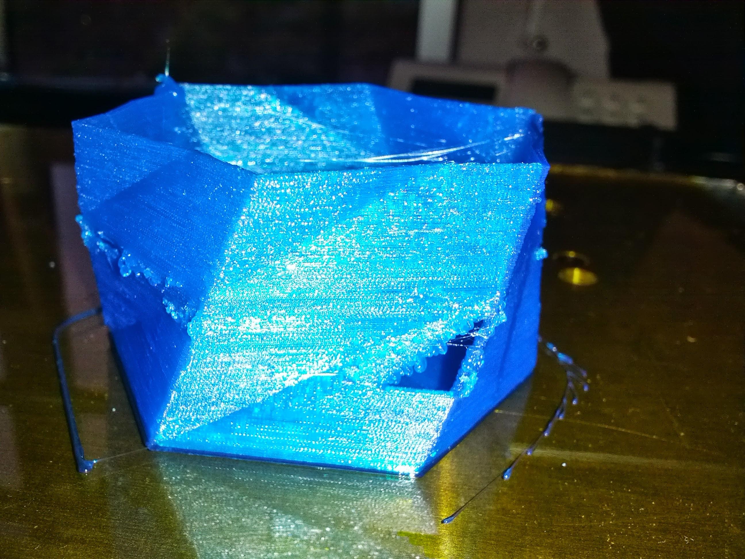 Buscando el límite de mi impresora 3D