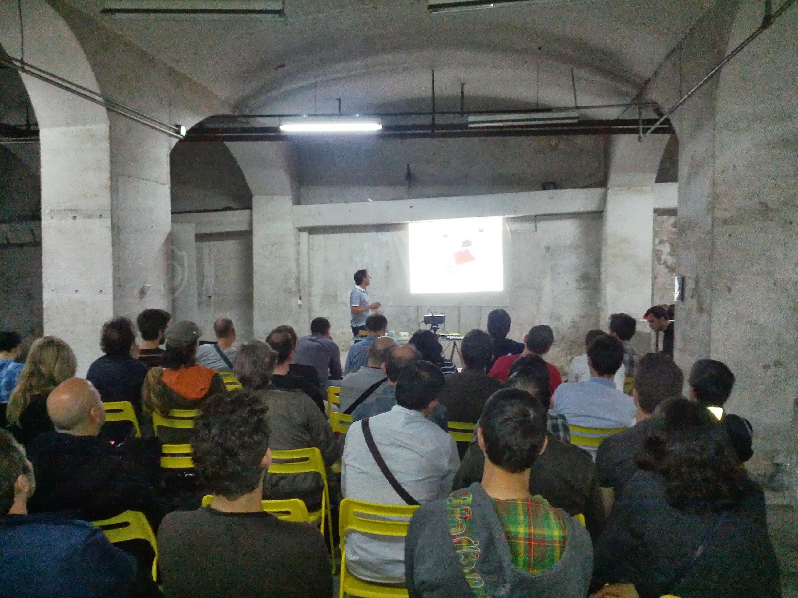 Introducción a la Impresión 3D. Evento meetup