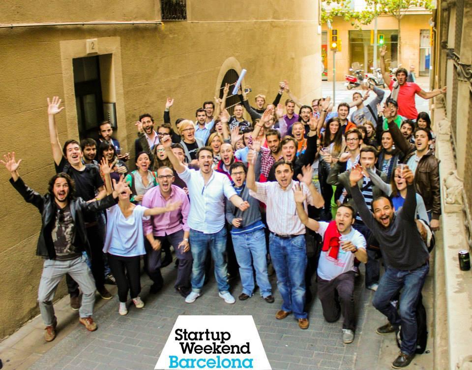 Barcelona Startup Weekend 2013