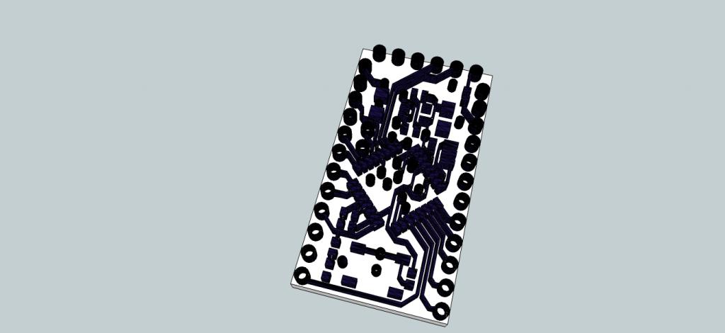 PCB_sketchup