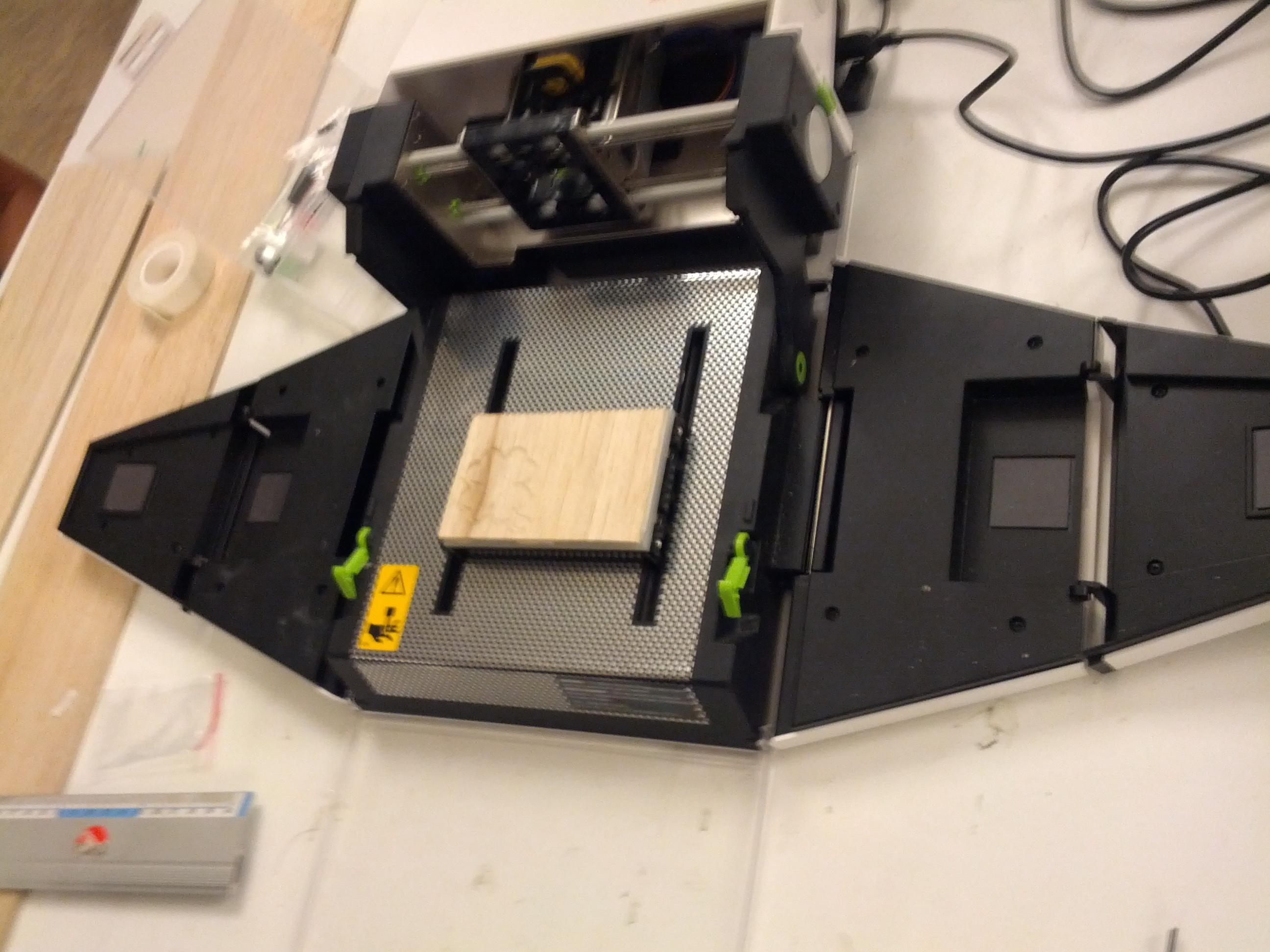 Formación impresora 3d en MADE makerspace