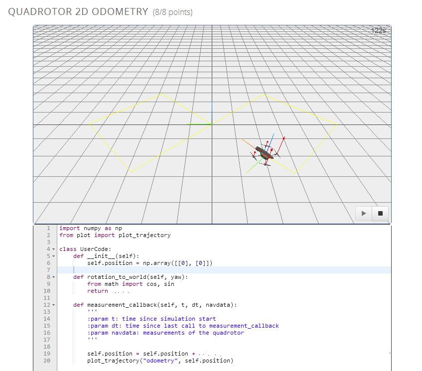 Python y drones