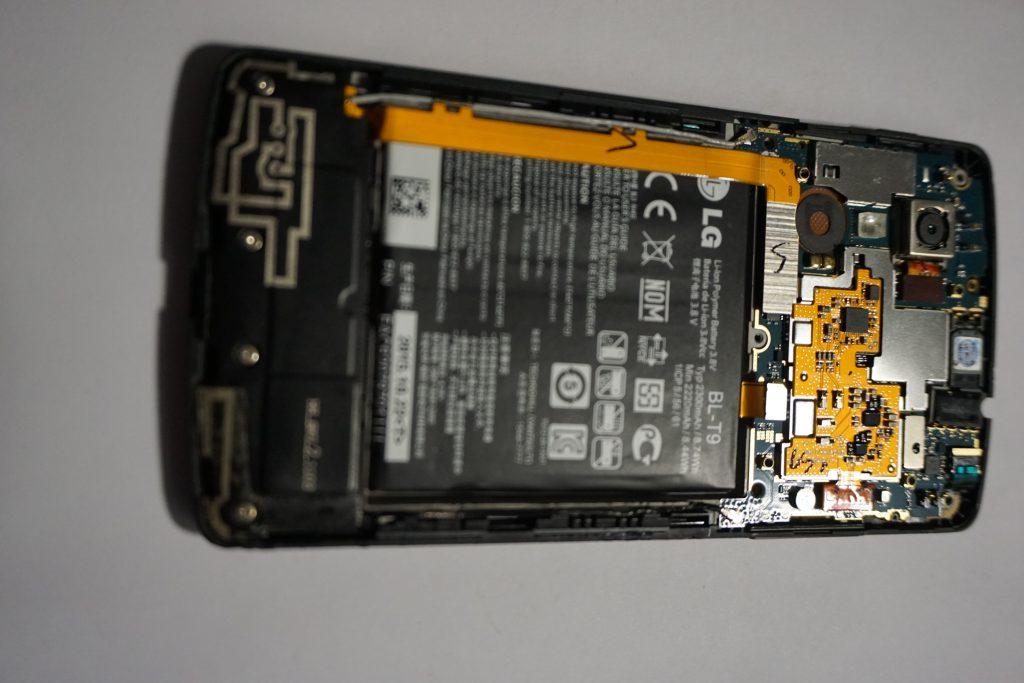 Nexus 5 camara