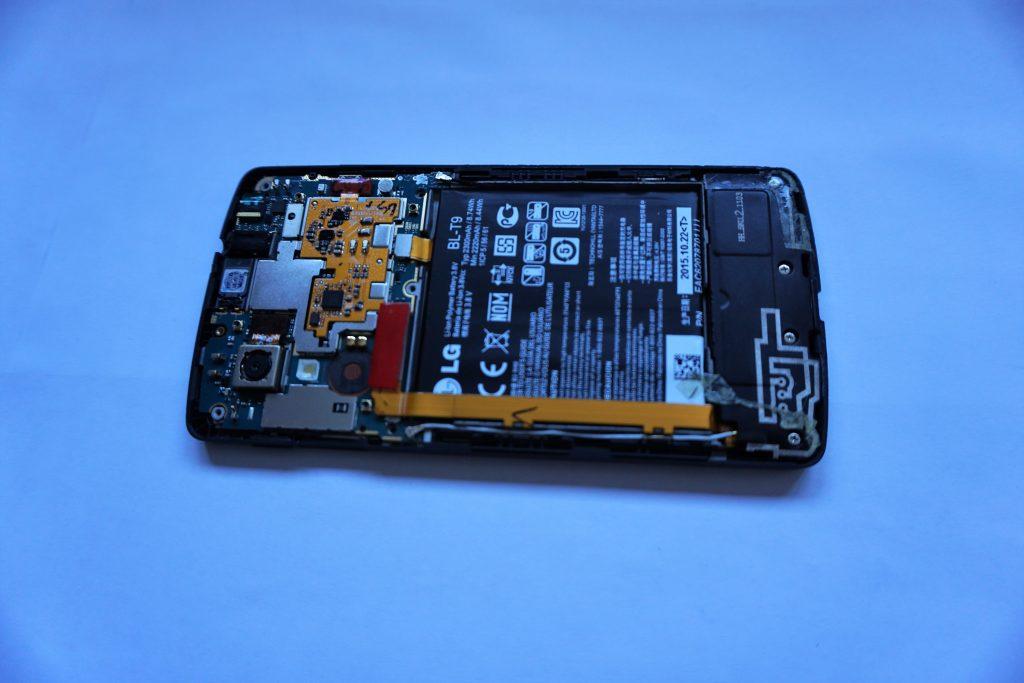 Micrófono Nexus 5
