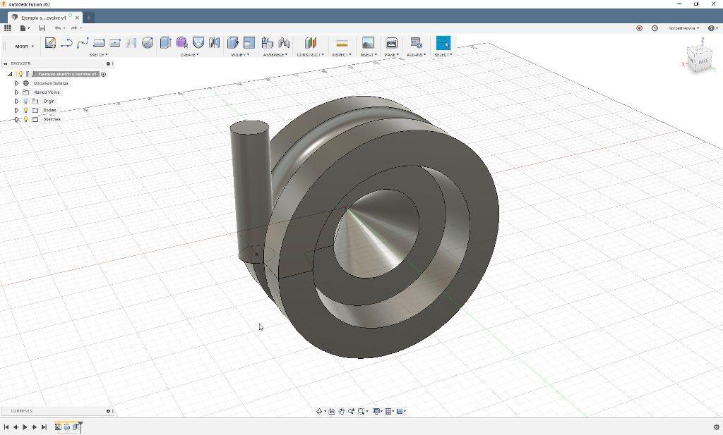 Curso Fusion 360 primer objeto