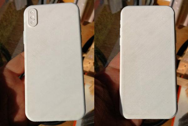 Impresion 3d prototipo iPhone X