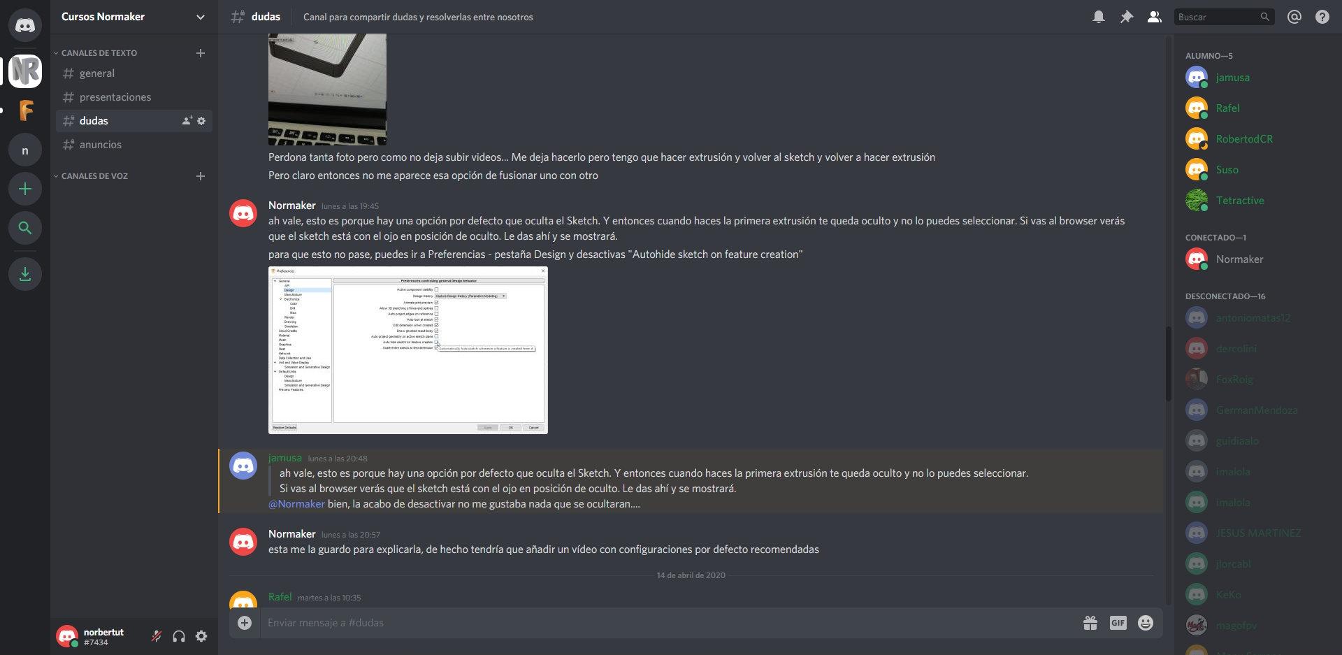 Plataforma Discord