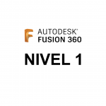 Curso Fusion 360 nivel 1